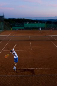 Gra w tenisa